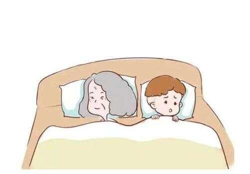 孩子跟媽媽睡還是老人睡,決定一生性格,別大意