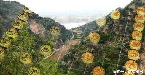 中國象棋的楚河漢界,絕不是憑空臆想來的,現實中存在於此地