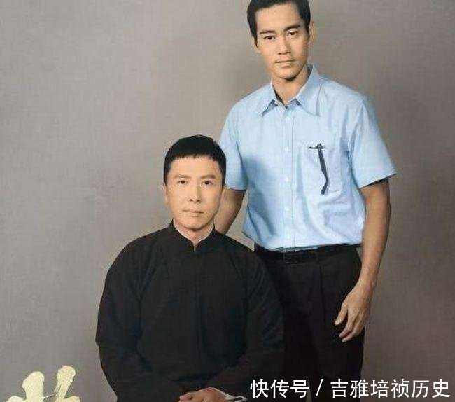 陳國坤和李小龍到底有多像,葉問4劇照和老照片對比,確定沒有PS - 楠木軒