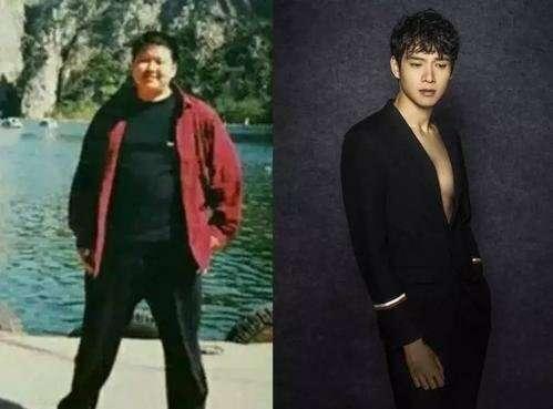 高晓松减肥成功秒变鲜肉,魏大勋2个月瘦80斤,网友:毅力惊人