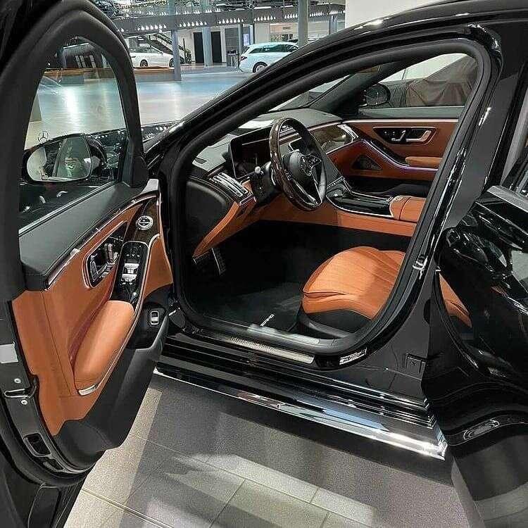 全新奔驰S级美国上市,S500售价折合人民币约71.7万起