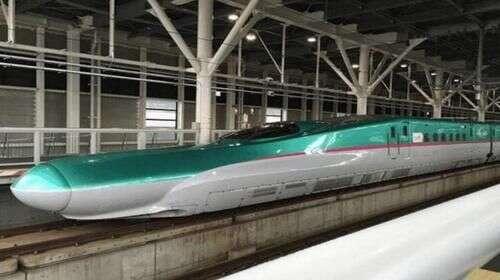 新幹線 中国